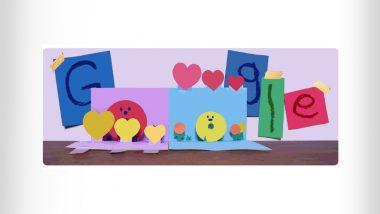 Mother's Day 2021 Google Doodle: మాతృ దినోత్సవం 2021, అమ్మ ప్రేమకు వందనాలు, ఆ పిలుపే కమ్మని జోలపాట, గూగుల్ డూడుల్ ద్వారా అమ్మ ప్రేమకు నీరాజనాలు అర్పించిన టెక్ దిగ్గజం గూగుల్