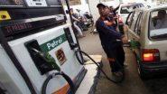 Fuel Price Hike: మళ్లీ పెట్రోల్, డీజీల్పై 35 పైసలు పెంపు, పెరుగుతున్న రేట్లతో ఆందోళన చెందుతున్న సగటు వాహనదారుడు, ప్రధాన నగరాల్లో లీటర్ ధరలు ఇలా ఉన్నాయి