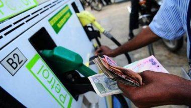 Fuel Price in India: వాహనదారులకు మళ్లీ షాక్, మరోసారి పెరిగిన చమురు ధరలు, పెట్రోల్పై లీటర్కు 26 పైసలు, డీజిల్ లీటర్కు 33 పైసలు పెంచిన చమురు కంపెనీలు