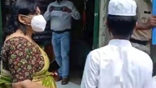 Madhya Pradesh: యువకుడిపై చేయి చేసుకున్న షాజాపూర్ అదనపు కలెక్టర్ మంజూషా విక్రంత్రాయ్, లాక్డౌన్ సమయంలో చెప్పుల షాప్ నిర్వహించడమే కారణం, ప్రభుత్వం చర్యలు తీసుకుంటుందని తెలిపిన రాష్ట్ర మంత్రి