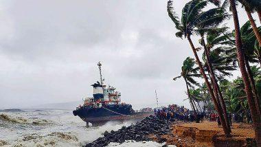 Cyclone Tauktae Update: తీర రాష్ట్రాలను వణికిస్తోన్న తౌక్టే తుఫాను, గుజరాత్ తీర ప్రాంతంలో ఆరెంజ్ అలర్ట్, తీరం దాటే సమయంలో గంటకు 145 నుంచి 175 కిమీల వేగంతో ఈదురుగాలులు