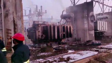 Fire Accident in Vizag: విశాఖపట్నంలో మరొక అగ్నిప్రమాదం, గోపాలపట్నంలో విద్యుత్ సబ్ స్టేషన్లో చెలరేగిన మంటలు, అదుపులోకి తెచ్చిన అగ్నిమాపక సిబ్బంది