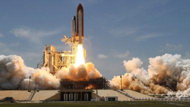 Long March 5B Rocket: ప్రపంచానికి తప్పిన పెను ముప్పు, హిందూ మహా సముద్రంలో కూలిన చైనా రాకెట్, భూవాతావరణంలోకి రాగానే మండిపోయిన రాకెట్ శకలాలు