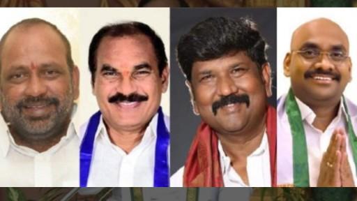 Andhra Pradesh Legislative Council: ఎమ్మెల్సీలుగా ప్రమాణ స్వీకారం చేసిన లేళ్ల అప్పిరెడ్డి, తోట త్రిమూర్తులు, మోషేన్రాజు, రమేష్ యాదవ్, గవర్నర్ కోటా కింద నామినేట్ చేసిన రాష్ట్ర ప్రభుత్వం, ఎమ్మెల్సీల చేత ప్రమాణ స్వీకారం చేయించిన ప్రొటెం చైర్మన్ బాలసుబ్రహ్మణ్యం