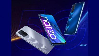 Realme 5G Smartphone: రూ.7వేలకే 5జీ స్మార్ట్ఫోన్, మొబైల్ మార్కెట్కి షాక్ ఇవ్వబోతున్న రియల్మీ, దీపావళి ఫెస్టివల్ సందర్భంగా అందుబాటులోకి తీసుకువస్తామని తెలిపిన సీఈఓ సీఈవో మాధవ్ సేథ్