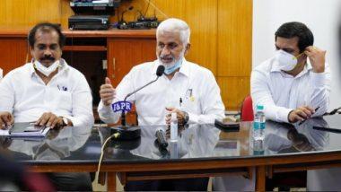 MP Vijayasai Reddy: విశాఖపట్నం నుంచే పరిపాలన చేస్తాం, ఎగ్జిక్యూటివ్ క్యాపిటల్ విశాఖకు తప్పకుండా వస్తుంది, ఆసక్తికర వ్యాఖ్యలు చేసిన వైసీపీ రాజ్యసభ సభ్యుడు విజయసాయి రెడ్డి
