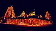 Yadadri Update: పసిడి కాంతుల శోభతో మెరుగులీనుతున్న యాదాద్రి ఆలయాన్ని వీక్షించిన సీఎం కేసీఆర్, పెండింగ్ పనులను 75 రోజుల్లోగా పూర్తి చేయాలని  అధికారులకు ఆదేశాలు జారీ
