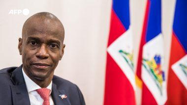 Haiti President Jovenel Moise Assassinated: హైతీ అధ్యక్షుడు జోవెనెల్ మొయిజ్ను దారుణంగా హత్య చేసిన గుర్తు తెలియని వ్యక్తులు, దేశవ్యాప్తంగా తీవ్ర ఆందోళనలు చెలరేగే అవకాశంతో అప్రమత్తమైన హైతీ పోలీసులు