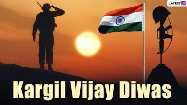 Kargil Vijay Diwas 2021: కార్గిల్ విజయ్ దివాస్, దేశం కోసం అమరులైన సైనికులకు ఘన నివాళులు అర్పించిన రాష్ట్రపతి రామ్నాథ్ కోవింద్, ప్రధాని మోదీ, తదితరులు