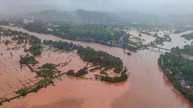 Maharashtra Floods: భారీ వర్షాలకు వణికిన మహారాష్ట్ర, 164 మంది మృతి, మరో 100 మంది గల్లంతు, రాయ్గడ్, రత్నగిరి, కొల్హాపూర్, సతారాతో సహా పలు జిల్లాల్లో దారుణ పరిస్థితులు, వరద ప్రభావిత ప్రాంతాల్లో సీఎం థాకరే పర్యటన