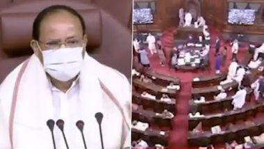 Parliament Monsoon Session 2021: ఏపీకీ ప్రత్యేక హోదా ఇవ్వాల్సిందే, ప్రత్యేక హోదా, పోలవరంపై ఉభయ సభల్లో వైసీపీ ఎంపీలు ఆందోళన, రూల్ 267 కింద ఇచ్చిన నోటీసును అనుమతించాలని డిమాండ్