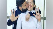 'Do You Want to Marry Me': టీవీ కెమెరాల ముందే నన్ను పెళ్లి చేసుకుంటావా అంటూ ప్లేయర్కి ప్రపోజ్ చేసిన కోచ్, వెంటనే ఒకే చెప్పిన ప్లేయర్, సోషల్ మీడియాలో వైరల్ అవుతున్న వీడియో