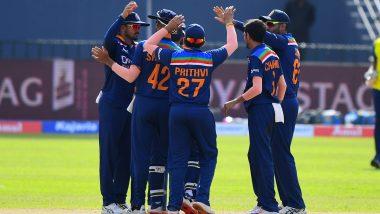 IND vs SL 1st T20I 2021: లంక బ్యాట్స్మెన్ల భరతం పట్టిన భువీ, తొలి టి20లో శ్రీలంకపై 38 పరుగులతో భారత్ గెలుపు, రేపు రెండో టి20 మ్యాచ్
