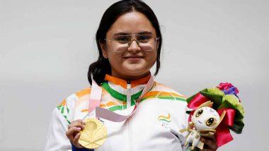 Tokyo Paralympics 2020: పారాలింపిక్స్లో భారత్కు పతకాల పంట, భారత్కు తొలి స్వర్ణ పతకం అందించిన అవని లేఖారా, టోక్యోలో ఏడుకు చేరిన భారత్ పతకాల మొత్తం సంఖ్య