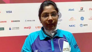 Bhavina Patel Wins Silver Medal: పారా ఒలంపిక్స్లో భారత్కు తొలి పతకం, రజతం సాధించిన భారత టేబుల్ టెన్నిస్ క్రీడాకారిణి భవీనాబెన్, ఫైనల్లో చైనా క్రీడాకారిణి యింగ్ ఝో చేతిలో 0-3 తేడాతో భవీనా ఓటమి
