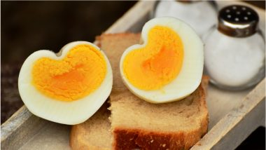 Health Benefits of Eggs: రోజూ ఒక ఉడకబెట్టిన కోడి గుడ్డు తినడం వల్ల ఎన్నో ఆరోగ్య ప్రయోజనాలు, విటమిన్లు అత్యధికంగా కలిగిన ఆహార పదార్ధం ఇదే, నరాల బలహీనత ఉన్నవారికి ఎంతో ప్రయోజనకారి