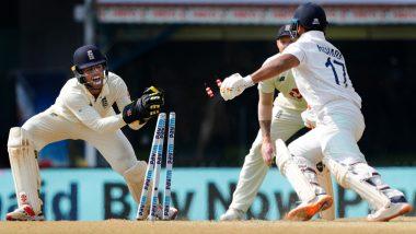 IND vs ENG 3rd Test: మూడో టెస్టులో తొలిరోజుకే కుప్పకూలిన టీమిండియా, 78 పరుగులకే ఆలౌట్; ప్రారంభమైన ఇంగ్లండ్ తొలి ఇన్నింగ్స్, మ్యాచ్ లైవ్ అప్డేట్స్ వివరాల కోసం ఇక్కడ చూడండి