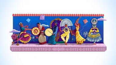 India Independence Day 2021: భారత స్వాతంత్ర్య దినోత్సవం, భారతదేశ సంప్రదాయ నృత్యాలతో గూగుల్ డూడుల్, దేశ వ్యాప్తంగా మిన్నంటిన భారత స్వాతంత్ర్య దినోత్సవం 2021 వేడుకలు