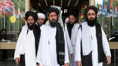 Taliban-Afghanistan: మహిళలకు చోటిస్తే వ్యభిచారమే, వారు పిల్లల్ని కంటే చాలు, తాలిబన్ అధికార ప్రతినిధి సయ్యద్ జెక్రుల్లా హాషిమి సంచలన వ్యాఖ్యలు, తాత్కాలిక ప్రభుత్వ ప్రమాణ స్వీకారం రద్దు