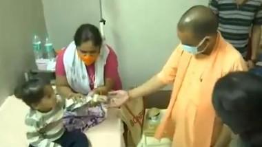 Uttar Pradesh: వణికిస్తున్న అంతుచిక్కని జ్వరం, యూపీలో 32 మంది పిల్లలతో సహా 39 మంది మృతి, 102 డిగ్రీల సెల్సియస్ జ్వరంతో బాధపడుతున్న బాధితులు