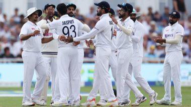 IND vs ENG 5th Test 2021 CANCELLED: భారత్ - ఇంగ్లాండ్ జట్ల మధ్య జరగాల్సిన చివరి టెస్ట్ రద్దు, జట్టులోని సహాయక సిబ్బందికి కోవిడ్ సోకడంతో నిర్ణయం; త్వరలో ఐపీఎల్21 సెకండ్ ఫేజ్