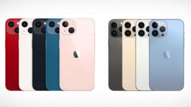 Apple iPhone 13 Series: ఆపిల్ ఐఫోన్ 13 సిరీస్ వచ్చేసింది, ఐఫోన్ 13 సిరీస్ ధరలు, ఫీచర్లు, అందుబాటు తేదీలు ఓ సారి తెలుసుకోండి
