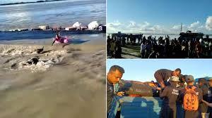 Assam Boat Tragedy: బ్రహ్మపుత్ర నదిలో ఘోర ప్రమాదం, ఒకదానికొకటి ఢీ కొన్న రెండు పడవలు, 100 మంది గల్లంతైనట్లు వార్తలు, సహాయక చర్యలు ముమ్మరం చేయాలని అధికారులను ఆదేశించిన సీఎం హిమంత బిస్వా శర్మ