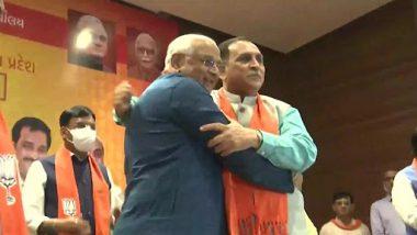 Bhupendra Patel: గుజరాత్ కొత్త సీఎంగా భూపేంద్ర పటేల్, ఏకగ్రీవంగా ఎన్నుకున్న బీజేపీ శాసనసభాపక్షం, 2022లో గుజరాత్లో అసెంబ్లీ ఎన్నికలు