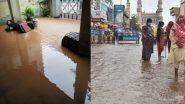 Heavy Rains in Hyd: భారీ వర్షాలకు వణికిన హైదరాబాద్, సైదాబాద్ కృష్ణానగర్ వరద నీటిలో గుర్తు తెలియని మృతదేహం, అస్తవ్యస్తమైన జనజీవనం, నేడు రేపు తెలంగాణ వ్యాప్తంగా భారీ వర్షాలు