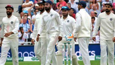 Ind vs Eng 4th Test: నాలుగో టెస్టులోనూ మారని టీమిండియా బ్యాట్స్మెన్ ఆటతీరు, తొలి ఇన్నింగ్స్లో భారత్ 191 ఆలౌట్, ఇంగ్లండ్ ఫస్ట్ ఇన్నింగ్స్ ఆరంభం, అదరగొట్టిన బౌలర్లు