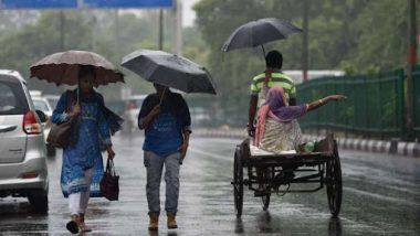 Monsoon 2021 Forecast: వారం రోజుల పాటు భారీ వర్షాలు, హెచ్చరికలు జారీ చేసిన ఐఎండీ, తెలుగు రాష్ట్రాల్లో భారీ నుంచి అతి భారీ వర్షాలు, ముందస్తు జాగ్రత్త చర్యలు చేపడుతున్న అధికారులు