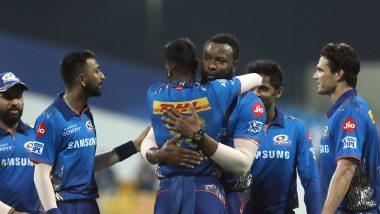 MI vs PBKS, IPL 2021: అతి కష్టం మీద గెలిచిన ముంబై, వరుస పరాజయాలకు చెక్, 6 వికెట్ల తేడాతో పంజాబ్ కింగ్స్పై విజయం సాధించిన రోహిత్ సేన