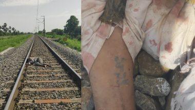 Saidabad Rape Accused Suicide: సైదాబాద్ హత్యాచారం ఘటన నిందితుడు రాజు ఆత్మహత్య, స్టేషన్ ఘన్పూర్ రైల్వేట్రాక్ మీద మృతదేహాన్ని గుర్తించిన పోలీసులు, వివరాలు ఇలా ఉన్నాయి