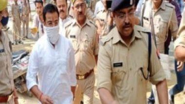 Lakhimpur Kheri Violence Case: రైతులపై కారు నడిపి చంపిన కేసు, పోలీసుల ఎదుట విచారణకు హాజరైన అశిష్ మిశ్రా, ఎటువంటి ఆధారాలు లేకుండా ఎవర్నీ అరెస్టు చేయలేమని తెలిపిన యూపీ సీఎం యోగీ