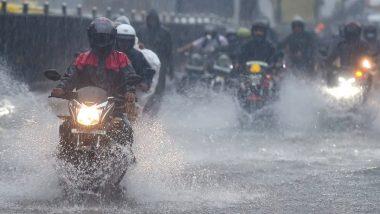 Monsoon Update: అల్పపీడనం దెబ్బ, గంటకు 40- 50 కి.మీ వేగంతో గాలులు, ఏపీలో రెండు రోజుల పాటు భారీ వర్షాలు, తెలంగాణలో ఓ మోస్తరు వర్షాలు