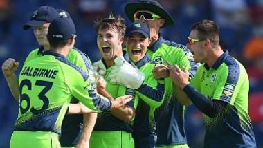 ICC T20 World Cup 2021: ఐసీసీ టీ20 వరల్డ్ కప్లోవిజయంతో ప్రస్థానం ప్రారంభించిన ఐర్లాండ్, నెదర్లాండ్స్ తో జరిగిన మ్యాచ్లో 7 వికెట్ల తేడాతో గెలుపు