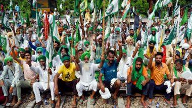 Lakhimpur Kheri Violence: అజయ్ మిశ్రాను వెంటనే మంత్రి పదవి నుంచి తప్పించాలి, అరెస్ట్ చేయాలి, ఈ డిమాండ్లతో రైల్ రోకోకు పిలుపునిచ్చిన సంయుక్త కిసాన్ మోర్చా, ఉదయం 10 గంటల నుంచి సాయంత్రం 4 గంటల వరకు నిరసనలు