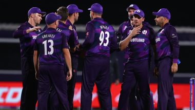 Scotland Beat Bangladesh by 6 Runs: బంగ్లాకు భారీ షాక్, టీ20 వరల్డ్కప్ క్వాలిఫయర్స్లో 6 పరుగుల తేడాతో ఘన విజయం సాధించిన స్కాట్లాండ్