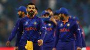 T20 World Cup 2021: భారత్ సెమీస్కు చేరాలంటే దారి ఇదే, అక్టోబర్ 31 న్యూజిలాండ్తో చావో రేవో తేల్చుకోనున్న కోహ్లీ సేన, గెలిచిన జట్టుకు సెమీ ఫైనల్ బెర్తు దాదాపు ఖాయమైనట్లే..