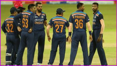 Team India New Jersey: భారత్ జట్టుకు కొత్త జెర్సీలు, టీ20 వరల్డ్ కప్ మ్యాచ్లు న్యూ జెర్సీలతో ఆడనున్న టీం ఇండియా, ఈ నెల 17న టీ20 వరల్డ్ కప్ ప్రారంభం
